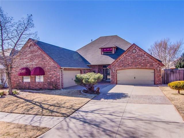 17101 Gladstone Lane, Edmond, OK 73012 (MLS #803839) :: Homestead & Co