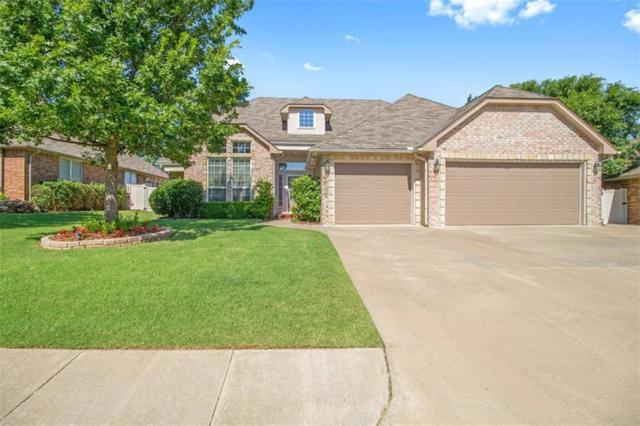 16701 Village Garden Drive, Edmond, OK 73012 (MLS #803848) :: Homestead & Co