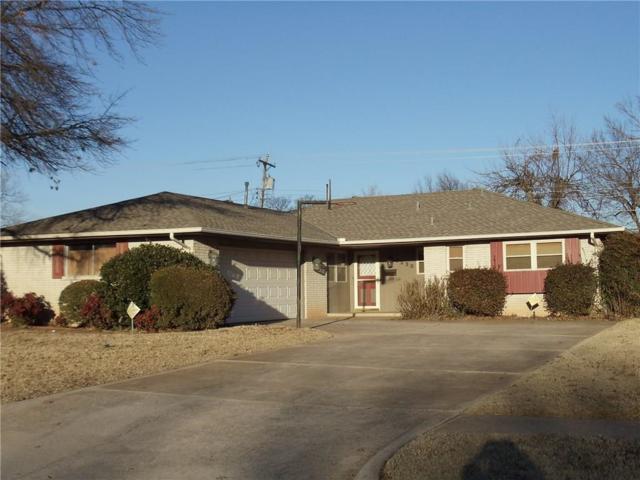 3220 N Glenhaven, Midwest City, OK 73110 (MLS #803853) :: Wyatt Poindexter Group