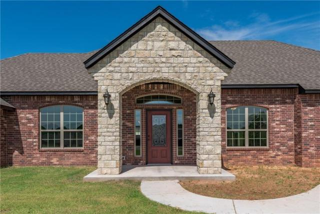7829 Deer Meadow Drive, Oklahoma City, OK 73150 (MLS #803864) :: Wyatt Poindexter Group