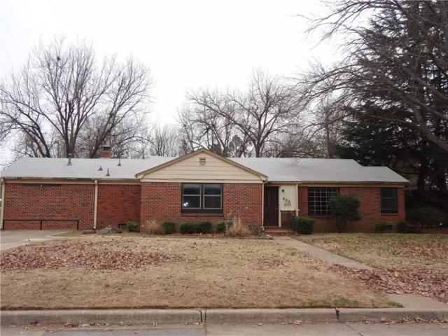 902 Wilson Street, Norman, OK 73072 (MLS #803897) :: Wyatt Poindexter Group