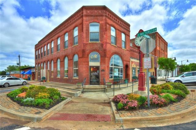 101 S Broadway Avenue, Tecumseh, OK 74873 (MLS #803905) :: Erhardt Group at Keller Williams Mulinix OKC