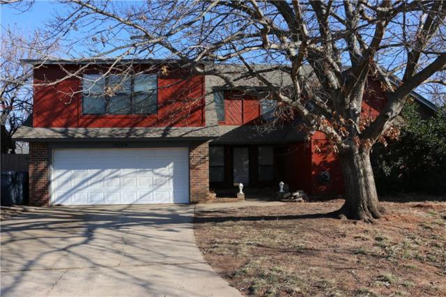 10104 Thompkins Circle, Oklahoma City, OK 73162 (MLS #803997) :: Wyatt Poindexter Group