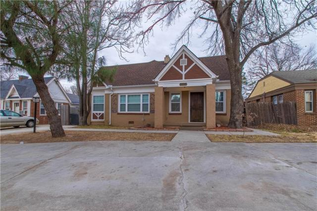2815 NW 20th Street, Oklahoma City, OK 73107 (MLS #804011) :: Wyatt Poindexter Group