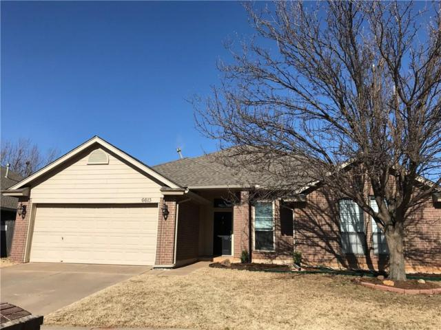 6613 NW 134th Street, Oklahoma City, OK 73142 (MLS #804026) :: Wyatt Poindexter Group