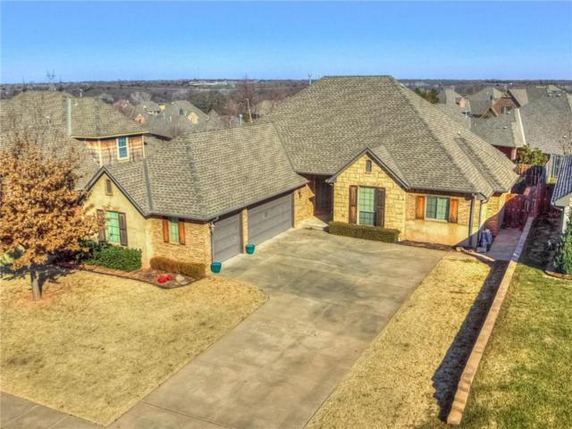 3225 Garden Hill, Edmond, OK 73034 (MLS #804046) :: Homestead & Co