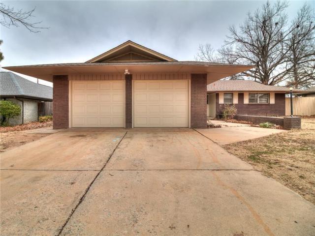4052 NW 61st Street, Oklahoma City, OK 73112 (MLS #804047) :: Wyatt Poindexter Group
