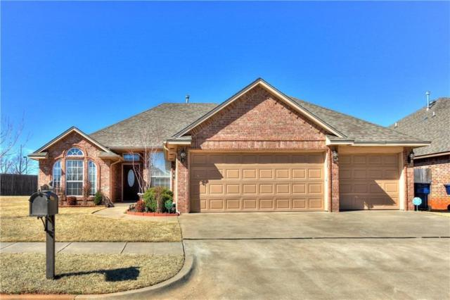 7013 NW 131st Terrace, Oklahoma City, OK 73142 (MLS #804061) :: Wyatt Poindexter Group