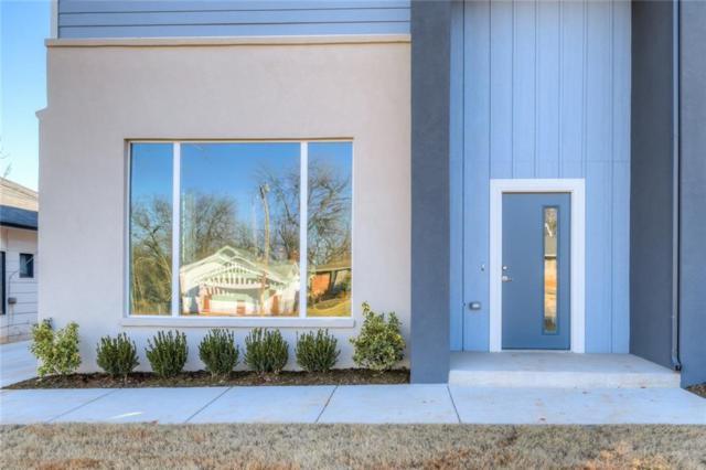 1318 NE 9th Street, Oklahoma City, OK 73117 (MLS #804062) :: Homestead & Co