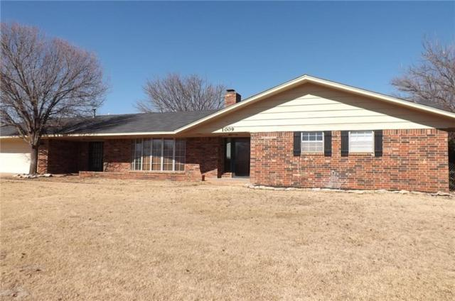1009 Ranch Road, Altus, OK 73521 (MLS #804083) :: Wyatt Poindexter Group