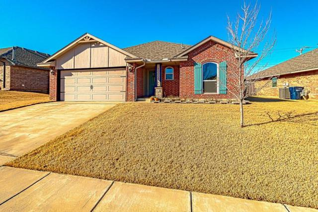 10009 Allie Hope Lane, Yukon, OK 73099 (MLS #804085) :: Wyatt Poindexter Group