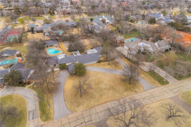 1509 Guilford Lane, Nichols Hills, OK 73120 (MLS #804099) :: UB Home Team