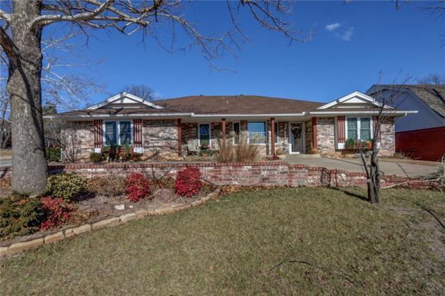 3513 NW 45th Street, Oklahoma City, OK 73112 (MLS #804101) :: Homestead & Co