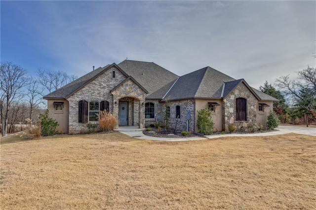 11261 London Circle, Arcadia, OK 73007 (MLS #804124) :: Wyatt Poindexter Group