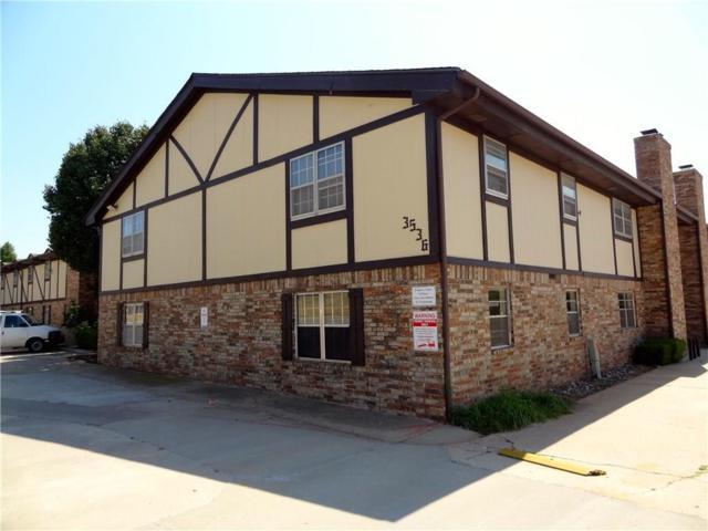 3536 NW 51st #304, Oklahoma City, OK 73112 (MLS #804146) :: Erhardt Group at Keller Williams Mulinix OKC