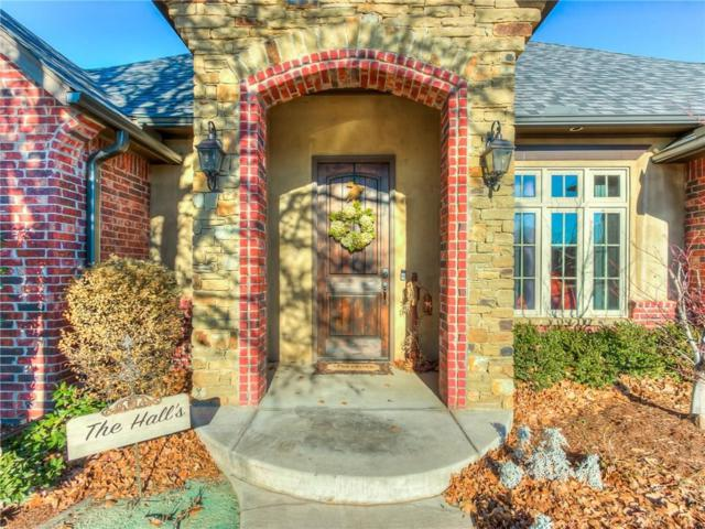 13169 Whitebud Place, Choctaw, OK 73020 (MLS #804148) :: Homestead & Co
