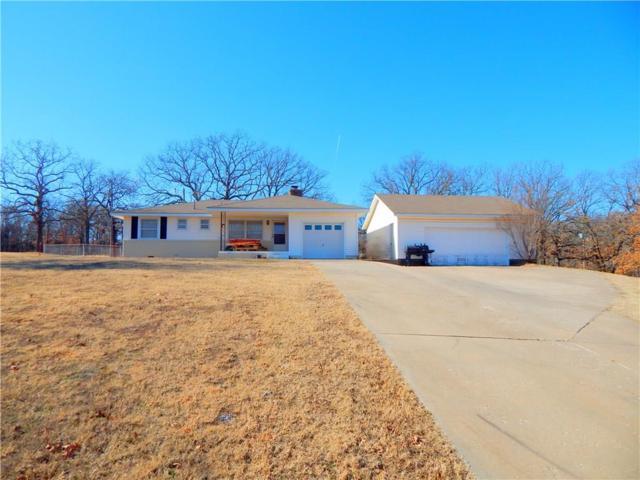 19106 Bethel Road, Shawnee, OK 74801 (MLS #804160) :: Wyatt Poindexter Group