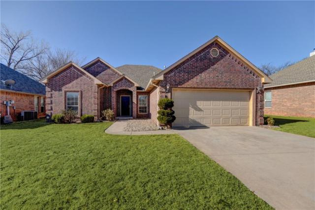 77 Kimberly Drive, Edmond, OK 73003 (MLS #804168) :: Wyatt Poindexter Group