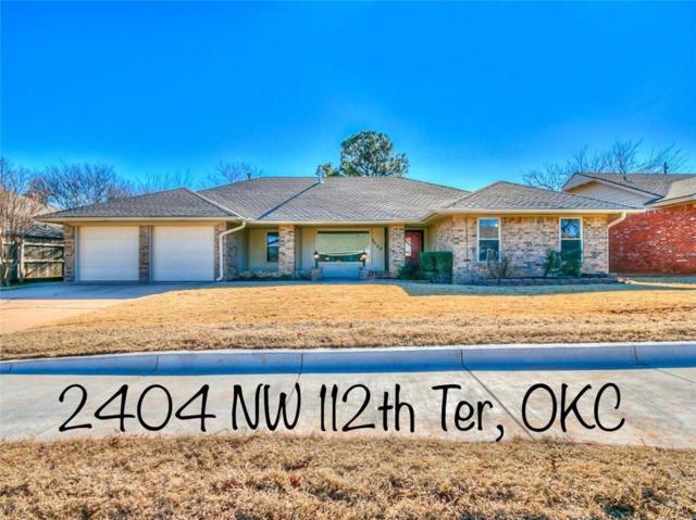 2404 NW 112th Terrace, Oklahoma City, OK 73120 (MLS #804190) :: Wyatt Poindexter Group