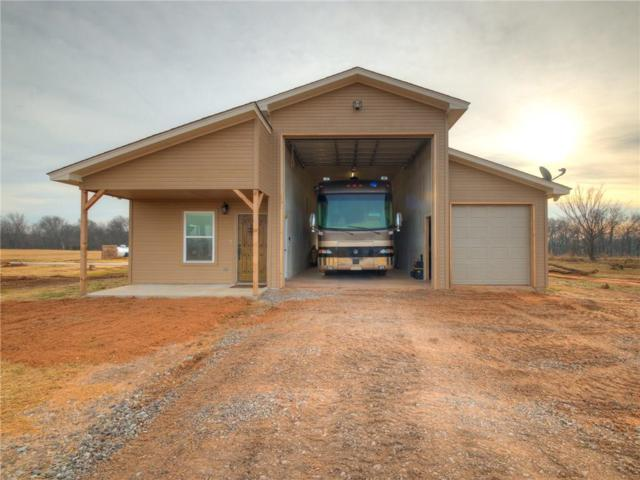 24008 Camwood Downs, Purcell, OK 73080 (MLS #804194) :: Wyatt Poindexter Group