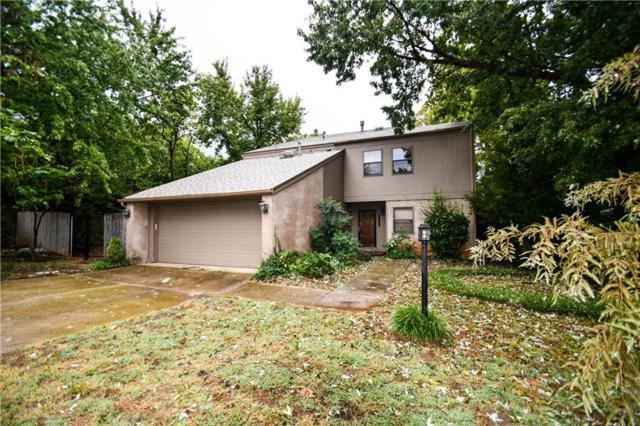 3908 Western View Drive, Norman, OK 73072 (MLS #804200) :: Wyatt Poindexter Group