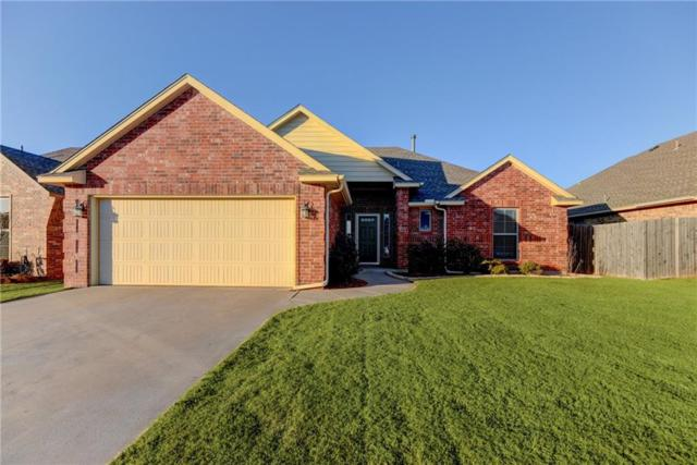 2221 NW 158th Street, Edmond, OK 73013 (MLS #804206) :: Wyatt Poindexter Group