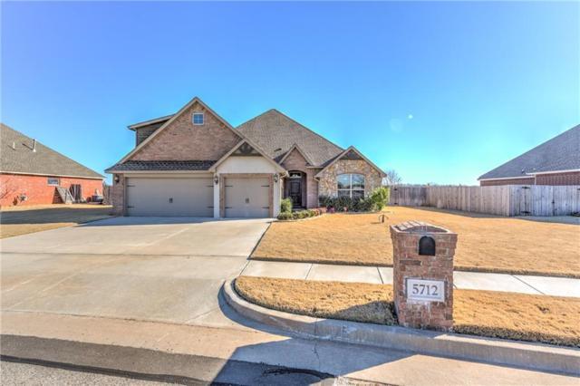 5712 Shiloh Drive, Oklahoma City, OK 73179 (MLS #804214) :: Wyatt Poindexter Group