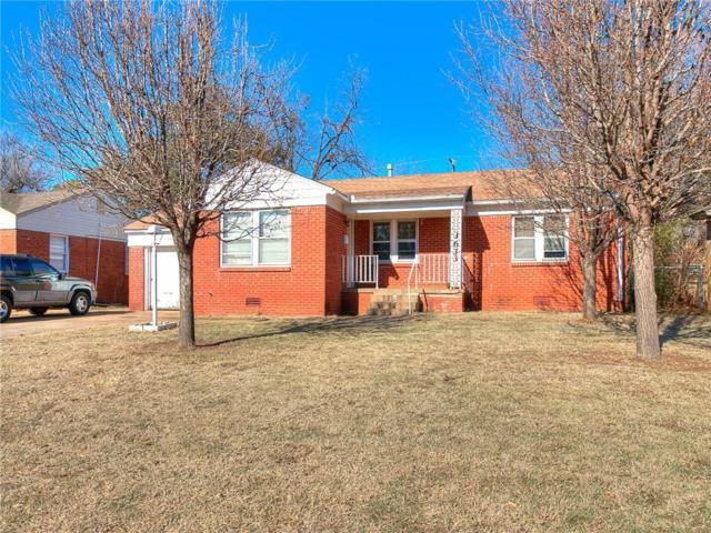 1633 SW 39th Street, Oklahoma City, OK 73119 (MLS #804221) :: Wyatt Poindexter Group