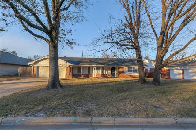 4909 NW 35th Street, Oklahoma City, OK 73122 (MLS #804227) :: Homestead & Co