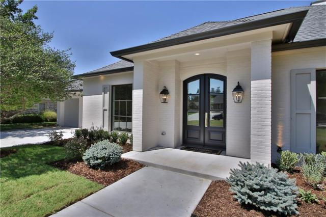 1711 Dorchester Place, Nichols Hills, OK 73120 (MLS #804250) :: UB Home Team