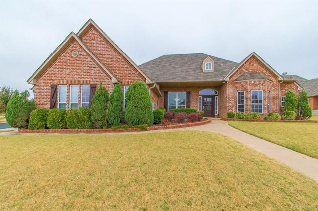 2708 Century Drive, Edmond, OK 73013 (MLS #804272) :: Wyatt Poindexter Group