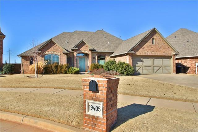 19405 Pepperdine Drive, Edmond, OK 73012 (MLS #804275) :: Homestead & Co
