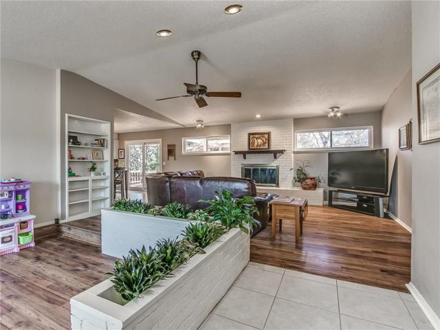8104 Brookside Drive, Oklahoma City, OK 73132 (MLS #804290) :: Wyatt Poindexter Group