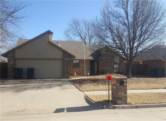 12904 Heron, Oklahoma City, OK 73170 (MLS #804307) :: Wyatt Poindexter Group