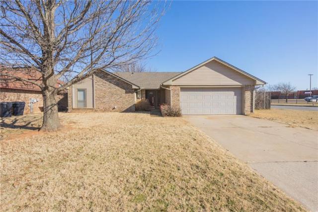 3724 Summerwind Court, Oklahoma City, OK 73179 (MLS #804337) :: Wyatt Poindexter Group