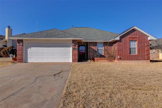 1229 NE 23rd Street, Moore, OK 73160 (MLS #804345) :: Wyatt Poindexter Group