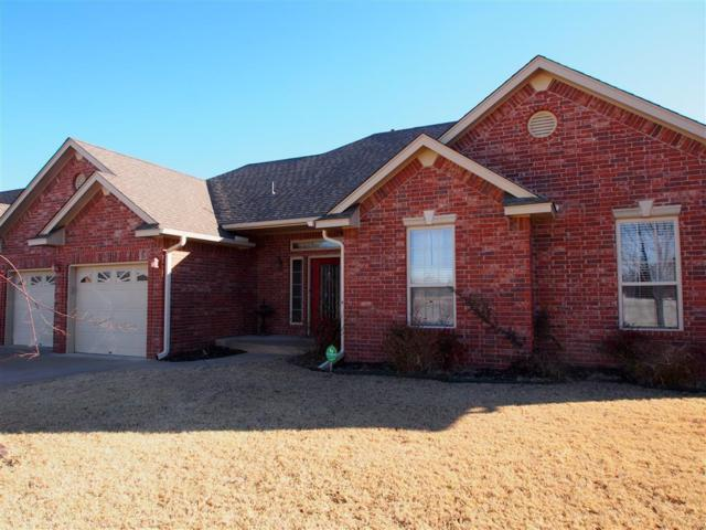 1605 Hunters Ridge, Shawnee, OK 74804 (MLS #804404) :: UB Home Team