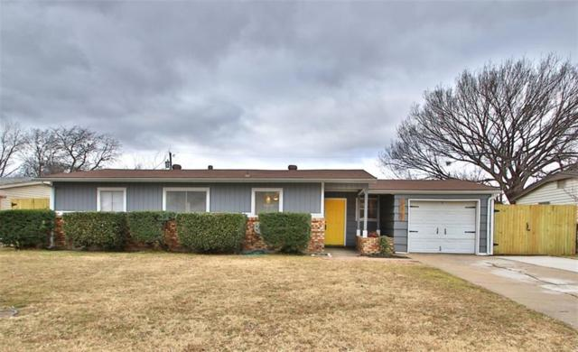 105 Barbour Street, Moore, OK 73160 (MLS #804406) :: Wyatt Poindexter Group