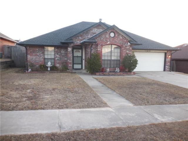 11614 Tyson Court, Midwest City, OK 73130 (MLS #804451) :: Homestead & Co