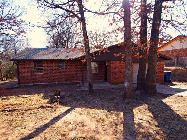 14344 Steele Drive, Choctaw, OK 73020 (MLS #804474) :: Homestead & Co