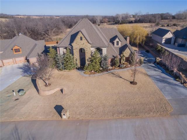 1693 NW 35th Place, Newcastle, OK 73065 (MLS #804477) :: UB Home Team