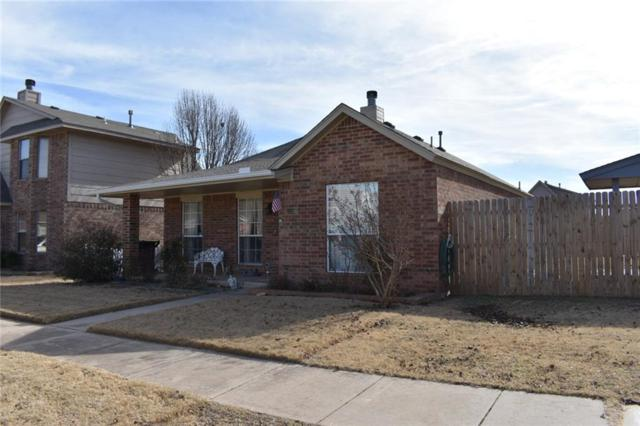1106 SW 23rd, Moore, OK 73170 (MLS #804490) :: Homestead & Co