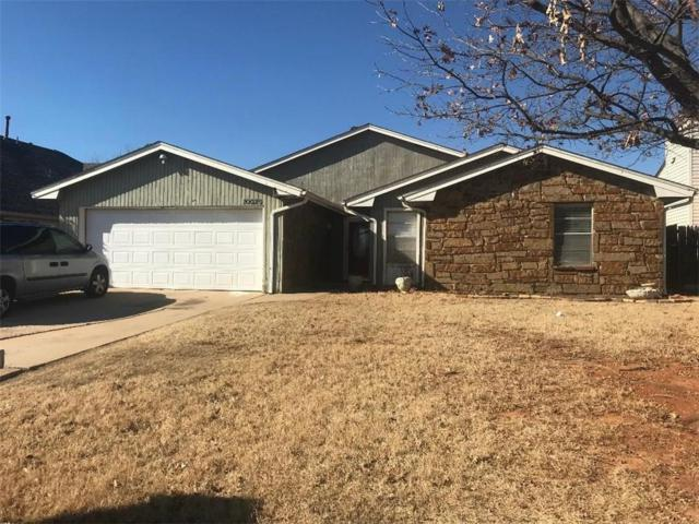 10029 S Fairview, Moore, OK 73159 (MLS #804497) :: Wyatt Poindexter Group