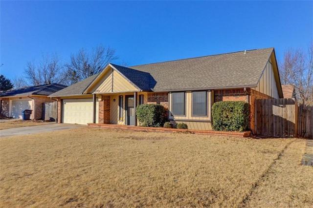 11305 Shannon, Oklahoma City, OK 73162 (MLS #804500) :: Wyatt Poindexter Group