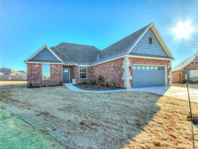 4205 SE 39th Court, Moore, OK 73071 (MLS #804501) :: Keller Williams Mulinix OKC