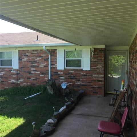 14400 Teakwood Lane, Lexington, OK 73051 (MLS #804502) :: Wyatt Poindexter Group