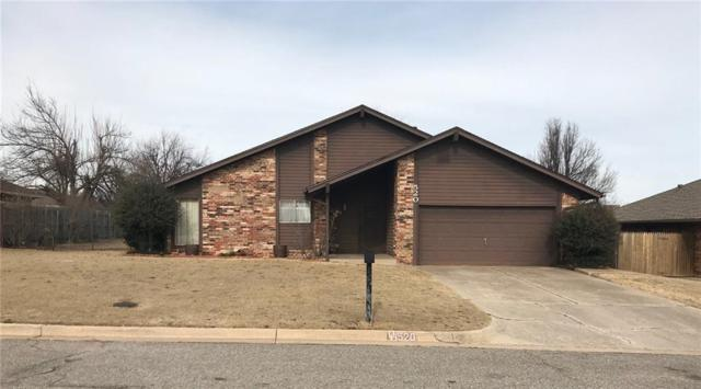 520 SW 25th Place, El Reno, OK 73036 (MLS #804504) :: Wyatt Poindexter Group