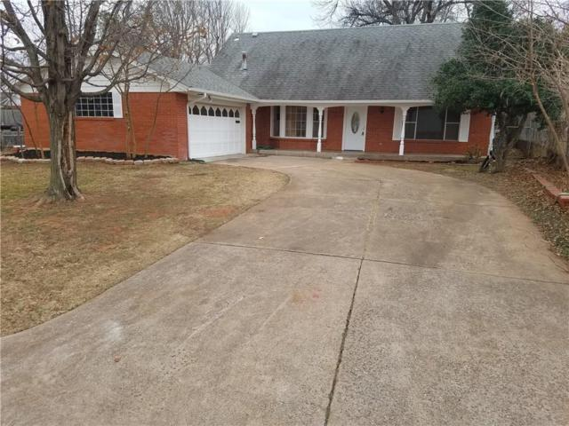 3208 Rolling, Midwest City, OK 73110 (MLS #804507) :: UB Home Team