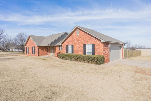 1829 NW 23rd, Newcastle, OK 73065 (MLS #804508) :: UB Home Team