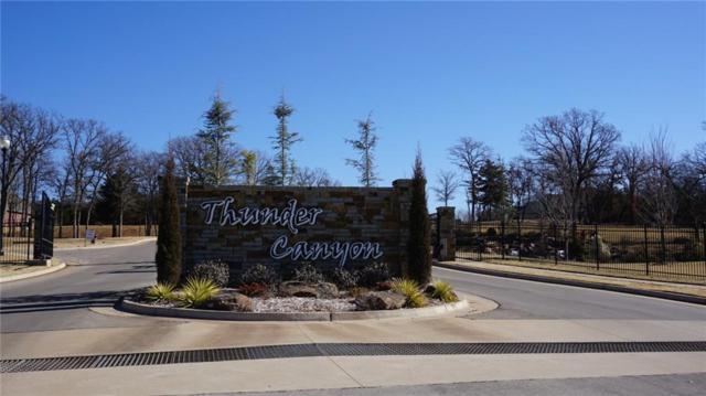 7308 Thunder Canyon Avenue, Edmond, OK 73034 (MLS #804522) :: Wyatt Poindexter Group